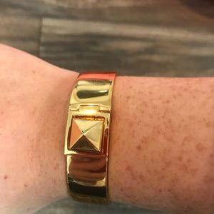 kate spade Gold Clasp Bracelet